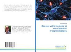 Couverture de Booster votre mémoire et vos capacités d'apprentissages