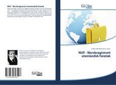 Portada del libro de NUF - Norskregistrert utenlandsk foretak