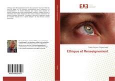 Обложка Ethique et Renseignement