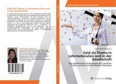 Capa do livro de Geld als Thema in Lehrmaterialien und in der Gesellschaft