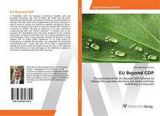 Bookcover of EU Beyond GDP
