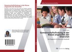 Bookcover of Gemeinschaftsfindung in der Klasse angesichts der Diversität