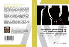 Bookcover of Zwischen Jugendbewegung und Abstinenzbewegung