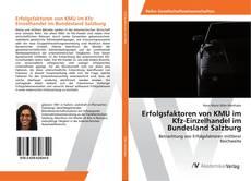 Copertina di Erfolgsfaktoren von KMU im Kfz-Einzelhandel im Bundesland Salzburg