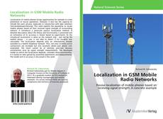 Buchcover von Localization in GSM Mobile Radio Networks