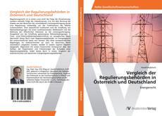 Couverture de Vergleich der Regulierungsbehörden in Österreich und Deutschland
