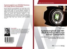 Systemvergleich von HD-DSLR Kameras mit Large Sensor Camcordern kitap kapağı
