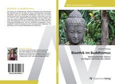 Buchcover von Bioethik im Buddhismus