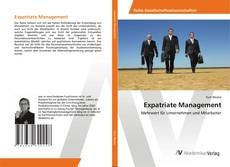 Bookcover of Expatriate Management