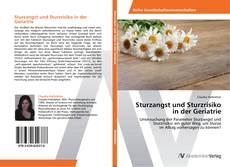 Buchcover von Sturzangst und Sturzrisiko in der Geriatrie