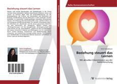 Bookcover of Beziehung steuert das Lernen