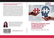 Capa do livro de Sistema experto para la planificación y verificación de evaluaciones