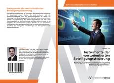 Portada del libro de Instrumente der wertorientierten Beteiligungssteuerung