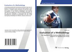Bookcover of Evaluation of a Methodology