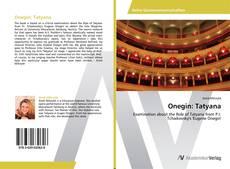 Buchcover von Onegin: Tatyana