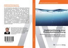 Couverture de Implementierung einer Prozesskostenrechnung