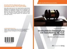 Bookcover of Strafrechtliche Bekämpfung von Sozialbetrug (§§ 153c und d StGB)