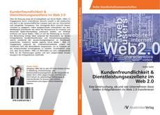 Borítókép a  Kundenfreundlichkeit & Dienstleistungsexzellenz im Web 2.0 - hoz