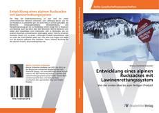 Buchcover von Entwicklung eines alpinen Rucksackes mit Lawinenrettungssystem