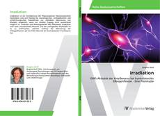 Bookcover of Irradiation