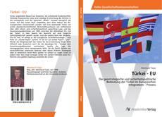 Türkei - EU的封面