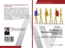Capa do livro de Förderung der Raumvorstellung durch Pentominos