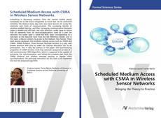 Capa do livro de Scheduled Medium Access with CSMA in Wireless Sensor Networks