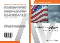 Portada del libro de Investigativer Journalismus in den USA