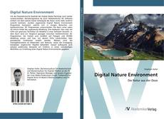 Couverture de Digital Nature Environment