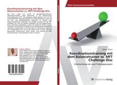 Buchcover von Koordinationstraining mit dem Balancetrainer vs. MFT Challenge Disc