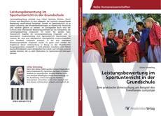 Portada del libro de Leistungsbewertung im Sportunterricht in der Grundschule
