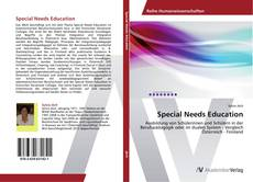 Copertina di Special Needs Education