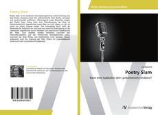 Buchcover von Poetry Slam