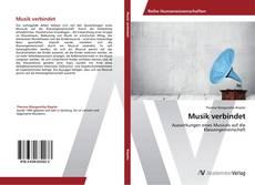 Musik verbindet kitap kapağı