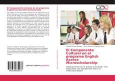 Bookcover of El Componente Cultural en el programa English Access Microscholarship