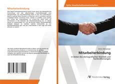 Capa do livro de Mitarbeiterbindung