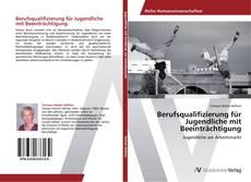 Bookcover of Berufsqualifizierung für Jugendliche mit Beeinträchtigung