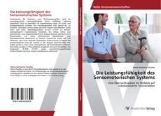 Buchcover von Die Leistungsfähigkeit des Sensomotorischen Systems