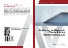 Buchcover von Die Chancen und Risiken der Standardisierung