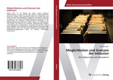 Buchcover von Möglichkeiten und Grenzen der Inklusion