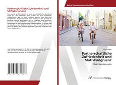 Capa do livro de Partnerschaftliche Zufriedenheit und Motivkongruenz