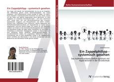 Portada del libro de Ein Zappelphilipp - systemisch gesehen