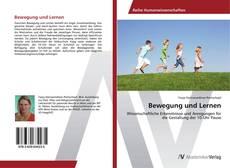Bookcover of Bewegung und Lernen