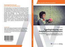 Copertina di Typologisierung von Geschäftsentwurfmustern