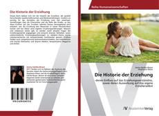 Die Historie der Erziehung的封面