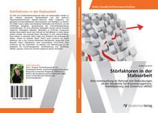 Buchcover von Störfaktoren in der Stabsarbeit