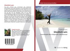 Bookcover of Glücklich sein