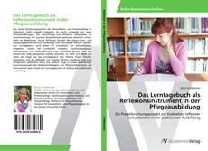 Bookcover of Das Lerntagebuch als Reflexionsinstrument in der Pflegeausbildung