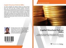 Capital Structure Policies SMEs kitap kapağı