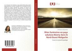 Bookcover of Rites funéraires en pays sakalava-Boeny dans le Nord-Ouest Malgache